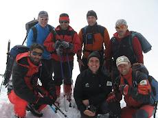 Cima del Pico Robequeras