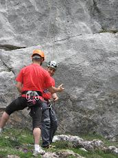Escalada en Pruneda