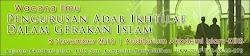 Wacana Pengurusan Adab  Ikhtilaf  Dalam Gerakan Islam