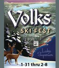 Volks Ski Fest logo