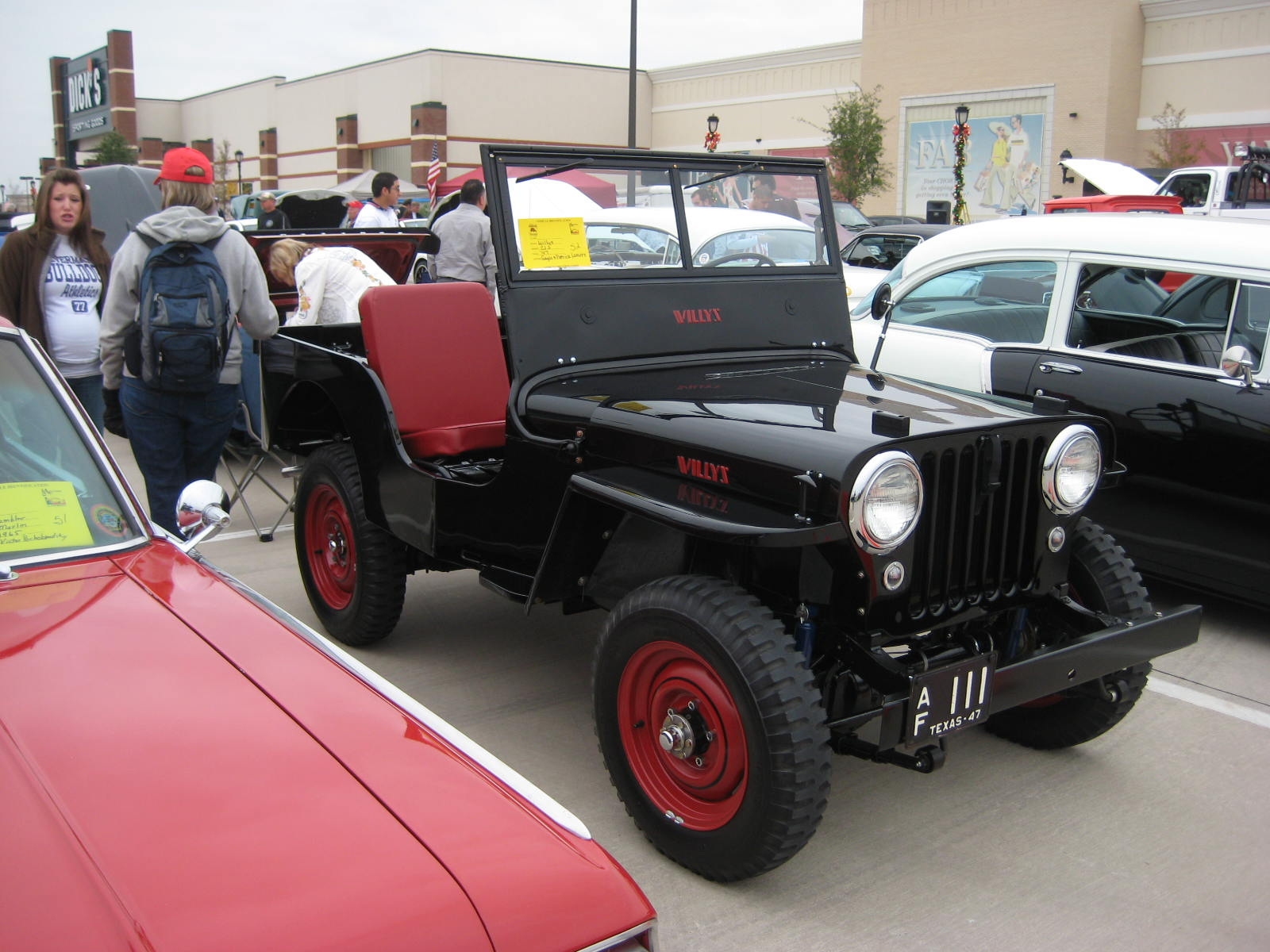 Toys for Tots Car Show Photos