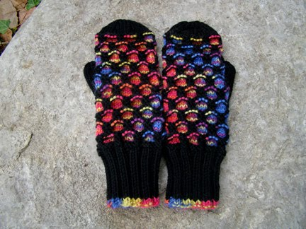 Knitting Pattern For Childs Newfie Mittens : Vegemite, Chocolate and Knitting: Projects Flying off Needles