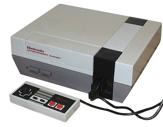 All About the Nineties: Nintendo Entertainment System ...