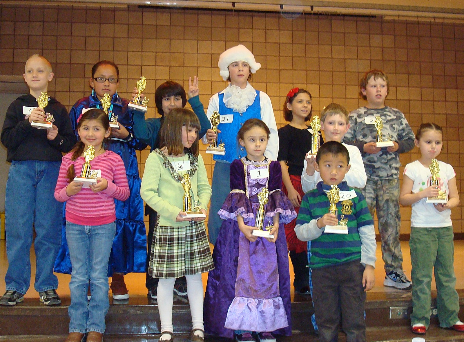 New mexico socorro county magdalena - Pictured Are The Winners Of The Socorro County Declamation Contest Held At The Fine Arts Center At Magdalena Schools On Dec 2