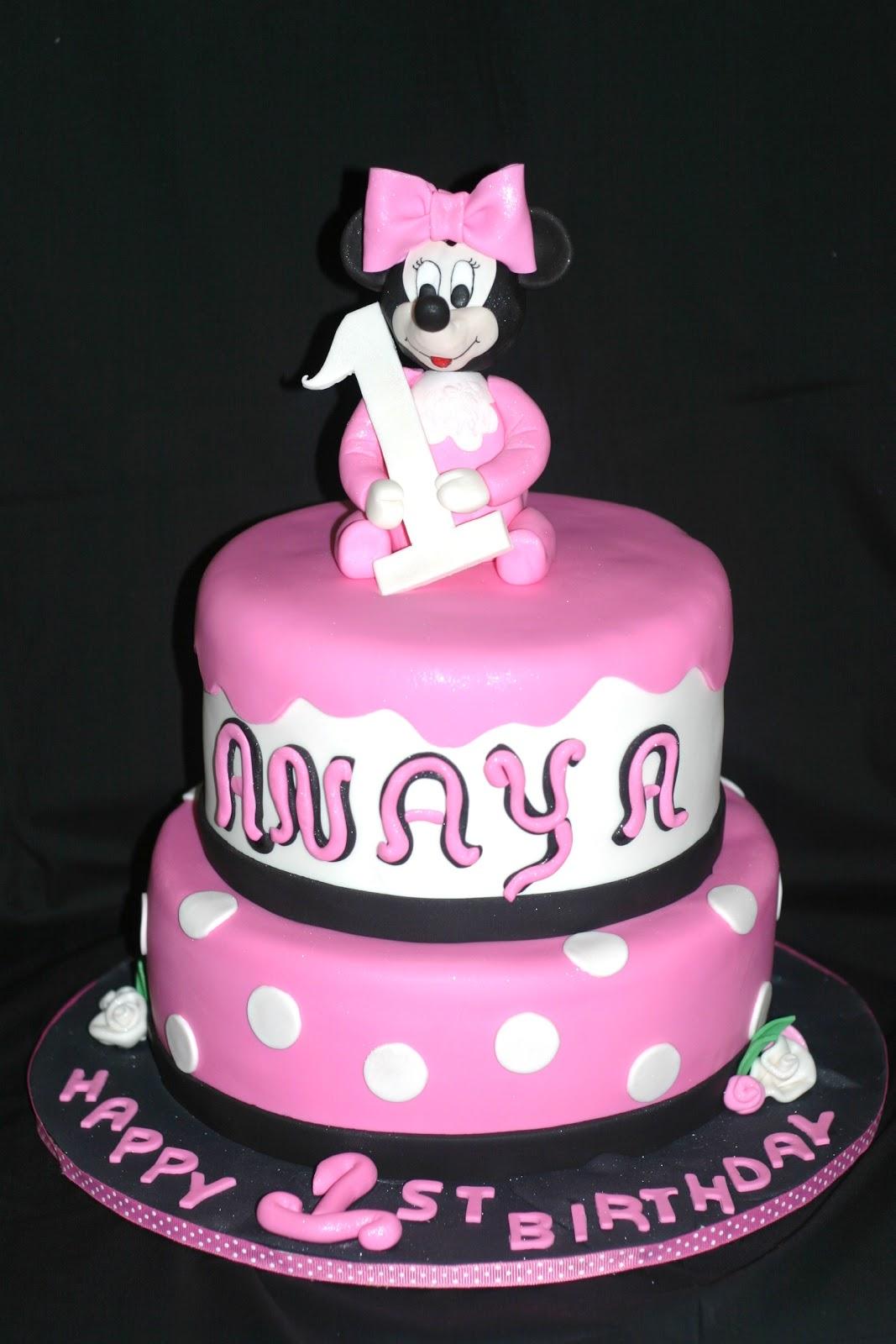 Cake Designs Minnie Mouse : Minnie Mouse Cake Design Auto Design Tech