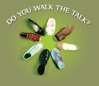 Do You Walk The Talk?