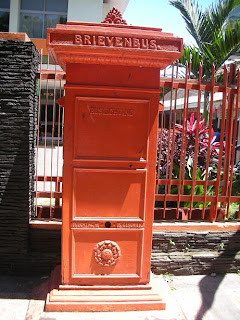 Malang Letter Box, Holland Era