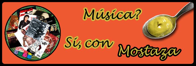 Música? Si, con mostaza