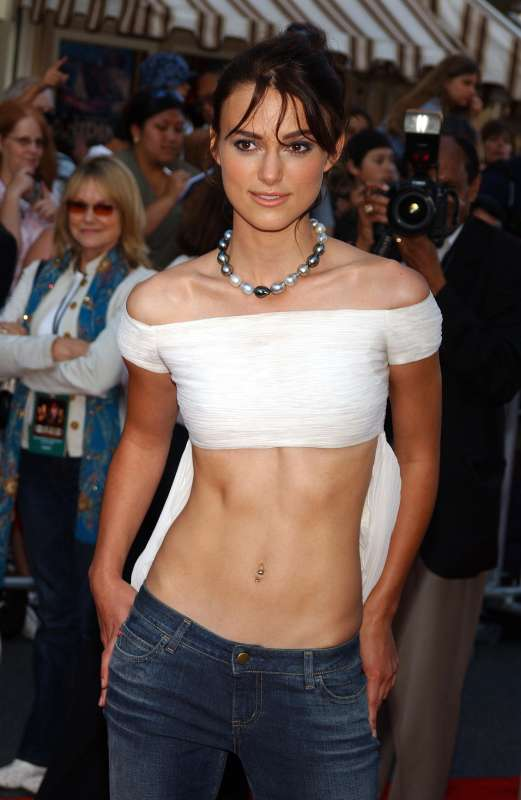 Keira Knightly Anorexia