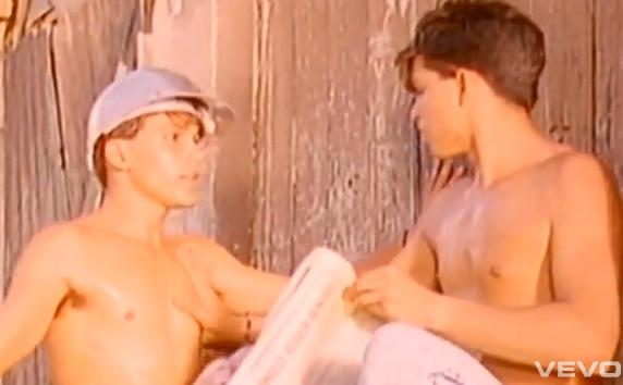 Sitio porno de Candy Shop Boys