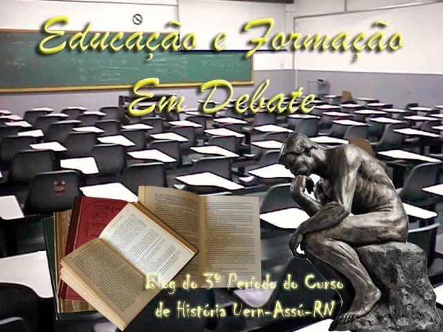 Educação e formação docente em debate
