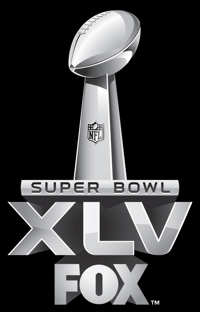 Super Bowl 45 Logo Your Super Bowl XLV on...