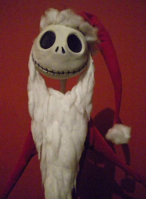 jack skellington christmas version