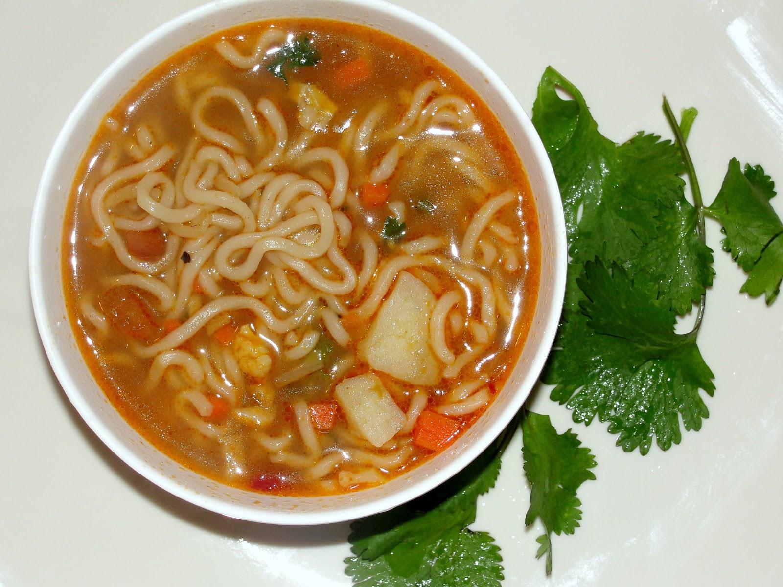 Sugar 39 n spice thukpa soup for Arunachal pradesh cuisine