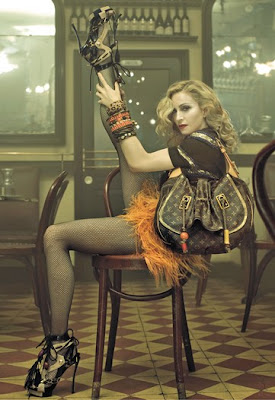 Madonna Louis Vuitton Advert Campaign Steve Meisel