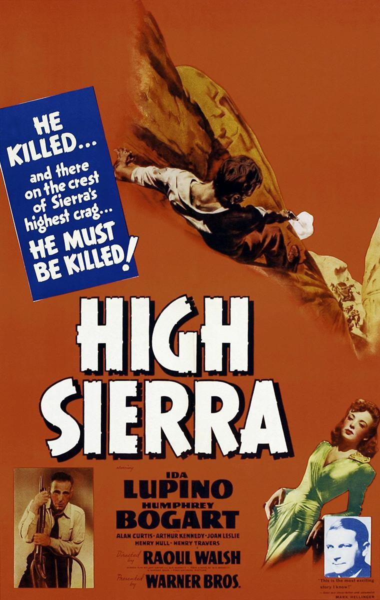 El Último Refugio (High Sierra) (1941)