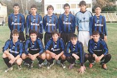 Sexta división - 2010