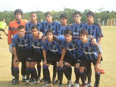 Quinta div. - Año 2008