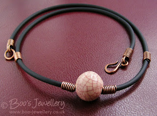 Leather Wrapped Cord : Boo s jewellery tutorial wrap your own cord ends