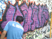 ¿GRAFFITI, ARTE O VANDALISMO?