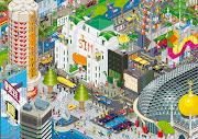 EBOY, el Pixel Art dibuja ciudades