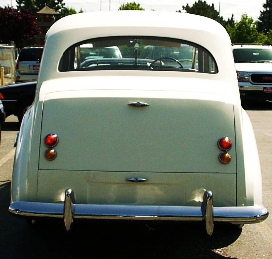 1947 Austin Princess Vintage