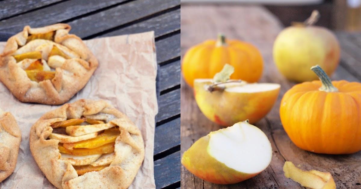 Tartelettes rustiques au potimarron et pommes et potimarron r ti pause gourmande - Poids d un metre cube de sable ...