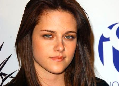 Kristen Stewart by ♥ Caitaly ♥. deff. looks way better blonde