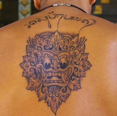 I have to say that this tattoo artist is amongst the best one in Bali.
