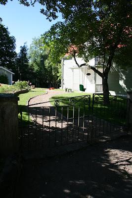 Huset utanför stan