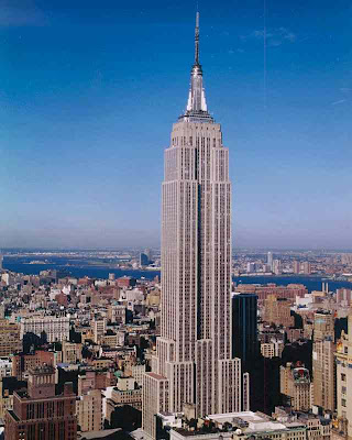 Empire state building bauzeit