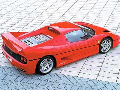 2012 Ferrari F50