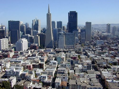 Kalifornische Transen in San Francisco