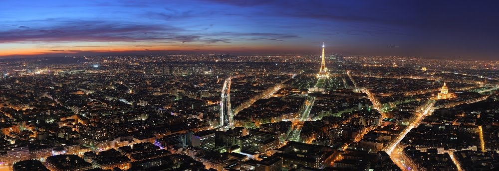 Paris sehensw rdigkeiten paris stadtplan for Piscine de nuit paris
