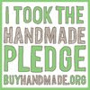 Take the Handmade Pledge!!!