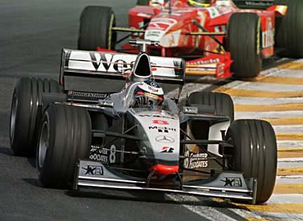 GP do Brasil em Formula 1 em Interlagos de 1998 - blogdaggoo.blogspot.com