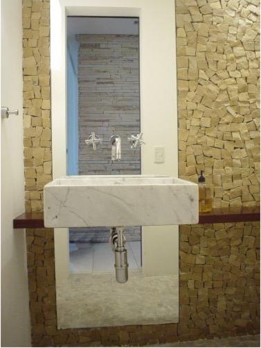 ideias decoracao lavabo:Redecorar: Idéias para Lavabos Pequenos