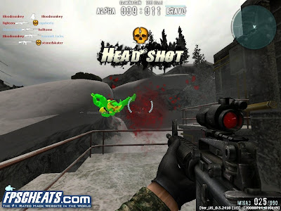 Combat Arms Hacks & Cheats