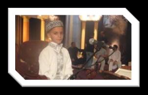 محمد اسلام الجيلالي شاشي  والتحدي الصعب