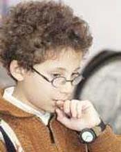 اذكي طفل في العالم لسنة 2009  اضغط على الصورة