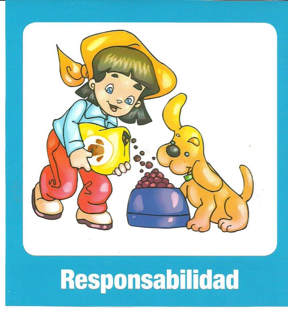 El Rincón De La Educadora Preescolar: VALORES