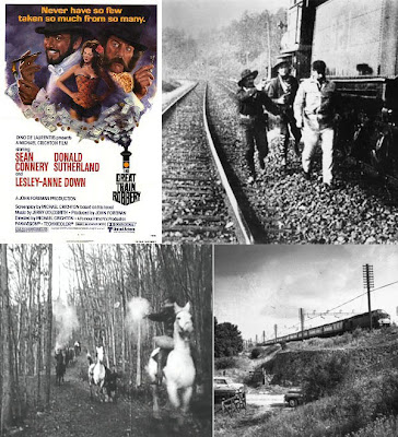 a review of the great train robbery a film by edwin s porter Movie review the great train robbery 12-01-1903 directed by: edwin s porter starring &rtrif the great train robbery is to modern film what the wagon was.