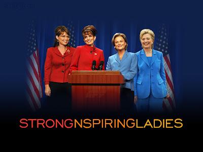 Sarah Palin, Hillary Clinton, Tina Fey, Amy Poehler, snl, wallpaper