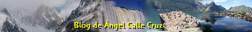 Blog de Angel Calle Cruz