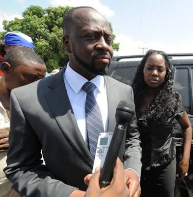 Wyclef Jean denuncia 'armadilhas' para impedir sua candidatura