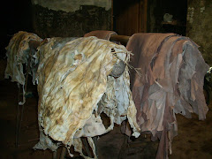 penyamakan kulit di Masin Batang