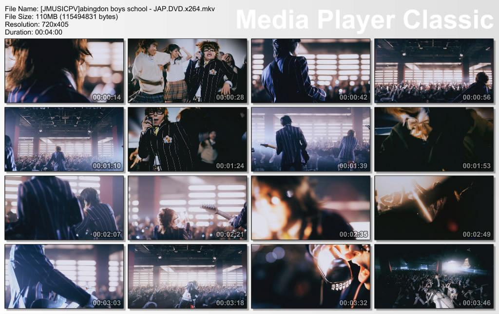 Abingdon Boys School - JAP [PV][DVD]. Publicado por 3RicK Etiquetas: