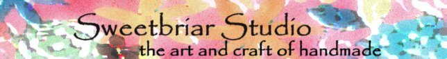 Sweetbriar Studio Sewing