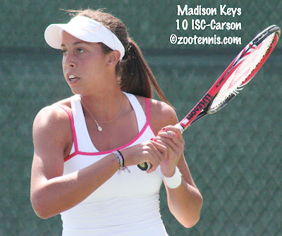 Keys Wins First Pro Title; US Open Playoff Sectional Qualifying ...