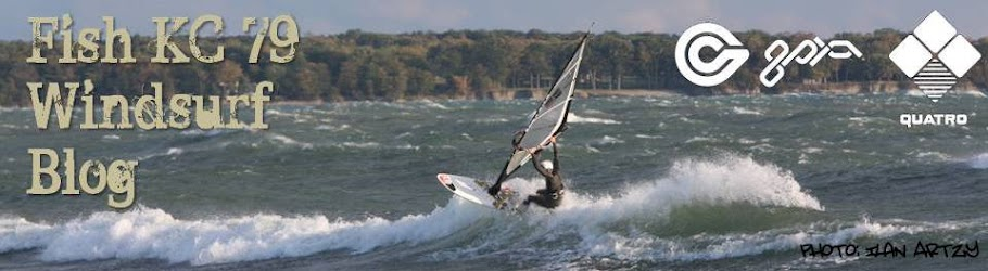 Fish&#39;s Windsurf Journal